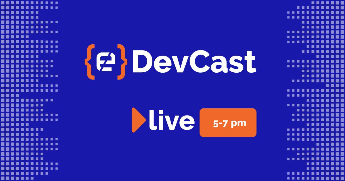 Al via oggi DevCast: l'appuntamento settimanale di Codemotion con la formazione digitale per gli sviluppatori, tra talk tecnici live, networking e speaker d'eccezione