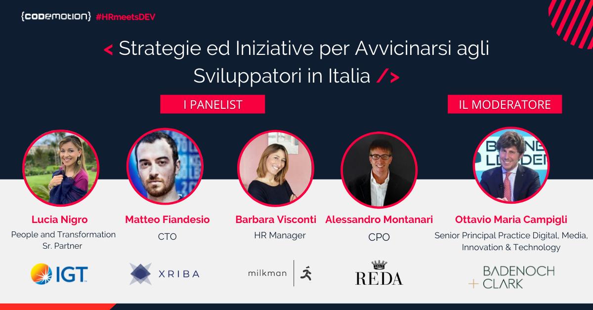 Strategie ed Iniziative per Avvicinarsi agli Sviluppatori in Italia